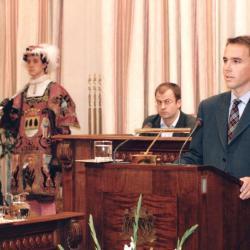 En el Pleno (1999-2003)